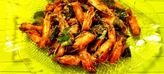 Chemmeen Thala Fry
