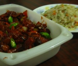 Dry Chilli Chicken Recipe