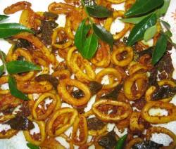Calamari Fry kerala fry