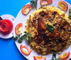 Fish Biriyani Recipe Meen Biryani