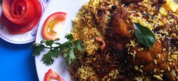 Fish Biriyani Recipe