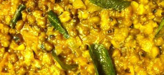 Mung Dal Curry