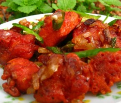 Tasty Chicken Manchurian