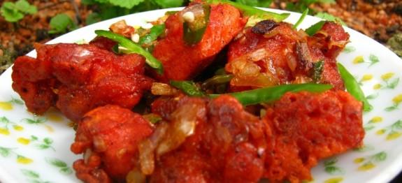 Chicken manchurian recipe easy chicken recipe kerala style chicken manchurian chicken manchurian chicken manchurian forumfinder Image collections