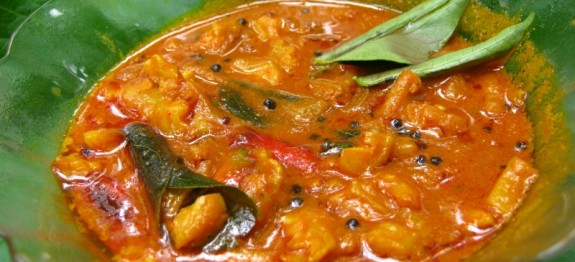 Pavakka Tamarind Curry