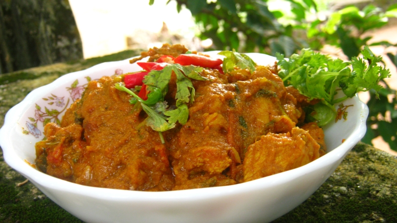 Chicken curry punjabi chicken curry easy chicken curry recipe forumfinder Image collections