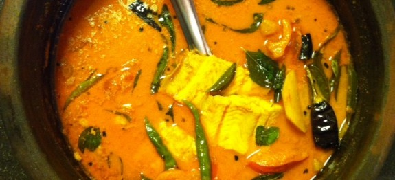 Meen Maanga Chatti Curry