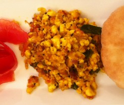 Easy Paneer Burji cottagecheese