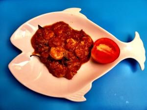 Chemmeen Masala recipe   Shrimps   Prawns Masala recipe