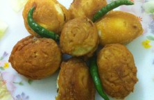 Egg Bajji / Simple Evening Snack Recipe
