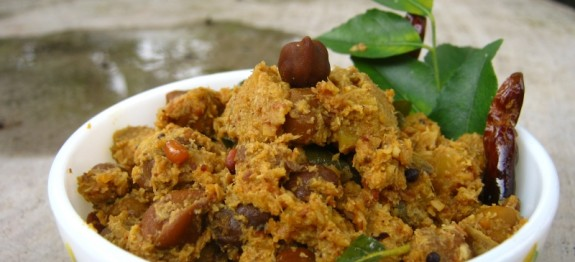 Kerala Koottu curry