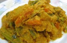 Avial Recipe - Kerala Onasadya Recipe
