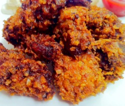 Easy Crispy fried chicken