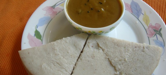 Pesaha Appam and Pesaha Paal