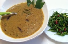Kanthari mulaku curry - കാന്താരിമുളക് - Bird's eye chili curry