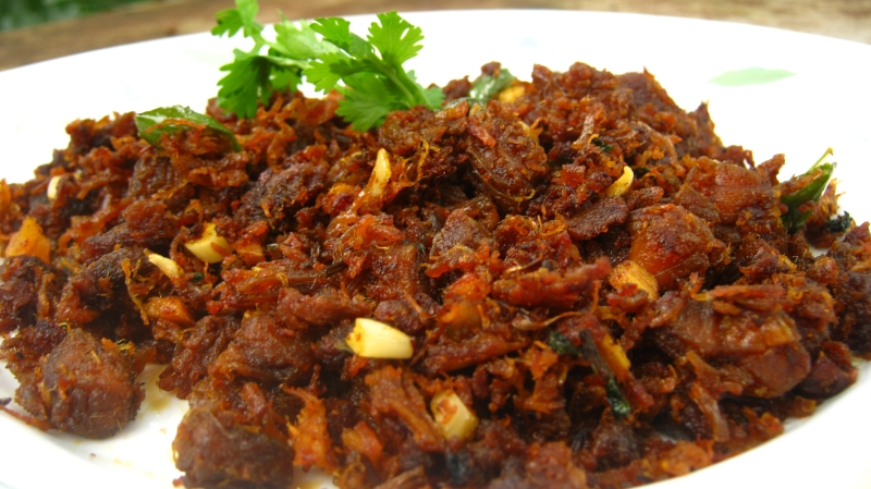 Beef Dry Fry In Salt And Pepper Stir Beef Fry Recipe