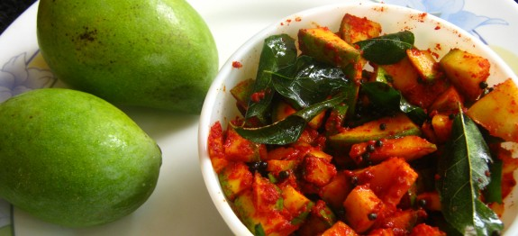 Mango Pickle Recipe