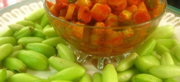 Irumban puli pickle