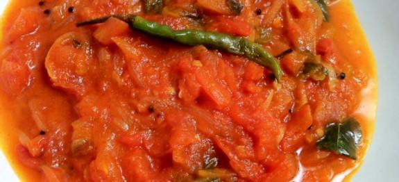 Tomato Chammanthi