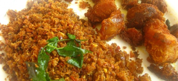 Dry Fish Chutney Powder