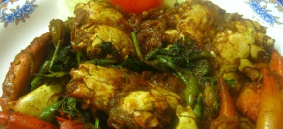 Crab Roast Recipe