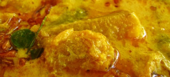 Dry fish curry recipe