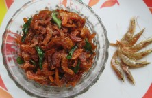 Dry Prawn Fry Recipe
