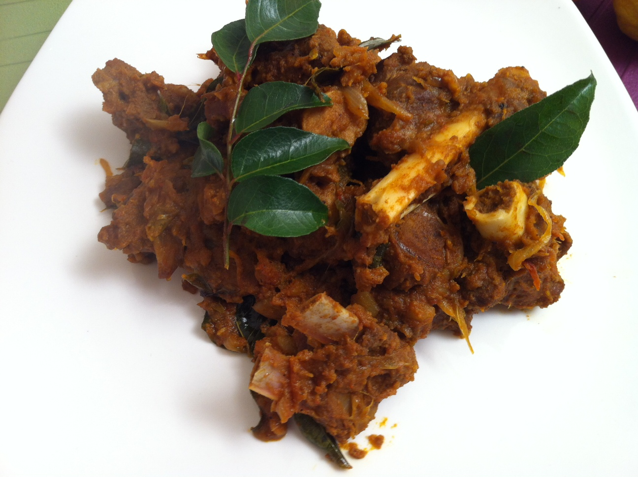 Mutton Roast Attirachi Varattiyathu Kerala Mutton Roast Recipe