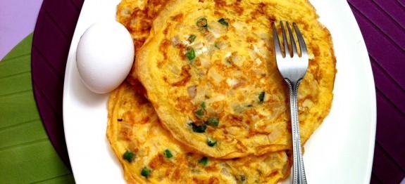 Basic Omlet Recipe