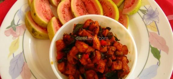 Guava Pickle Recipe