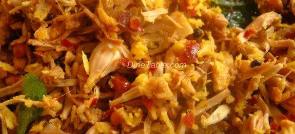 Raw Jackfruit Stir Fry