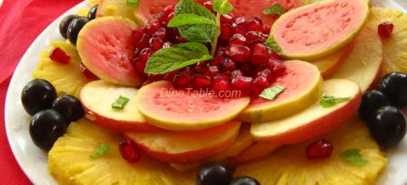 Pomegranate Salad