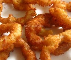 Deep Fried Onion Rings