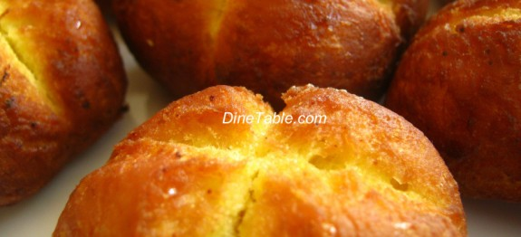 how to make fried dough at home