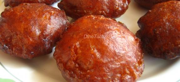 Neyyappam / നെയ്യപ്പം / Kerala Snack