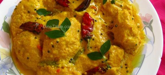 Mambazha Pulissery Recipe / Easy Dish