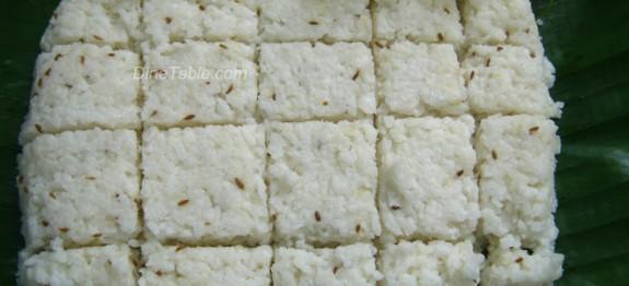 Coconut Cake Recipe In Malayalam: Rice Cakes Made In Coconut Milk