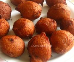 Jackfruit Unniyappam