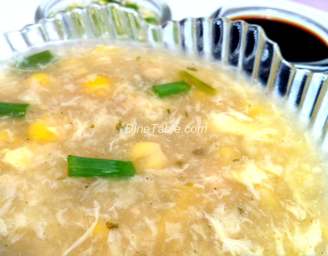 Chicken Soup Recipe Sweetcorn soup easy recipe