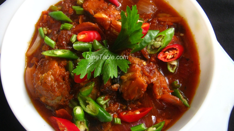 Chilly Fish Recipe Chilly Fish Indian Style Fish Curry