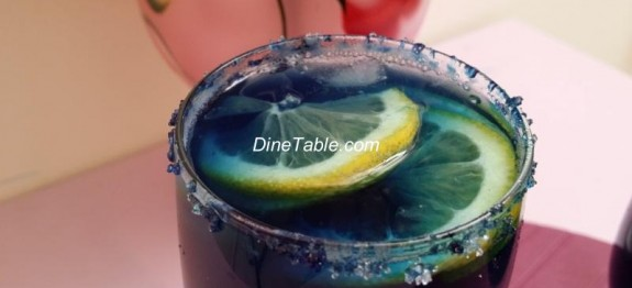 Blue Magic Lemonade Cooler