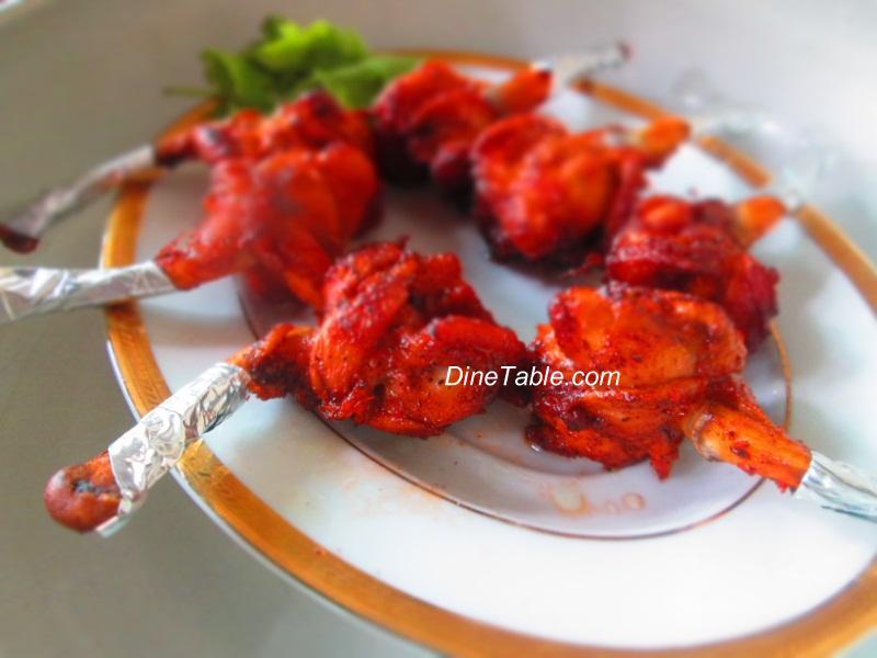 Chicken Lollipop Recipe - Indo Chinese Style Chicken RecipeDineTable ...