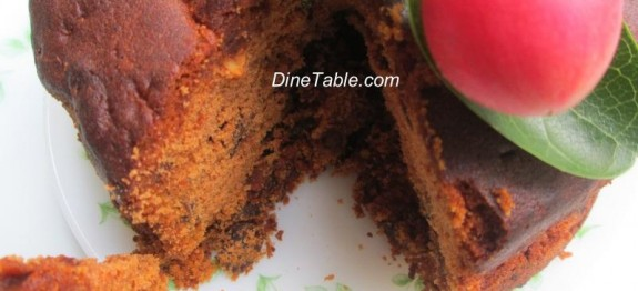 Easy Plum Cake Recipe Without Alcohol