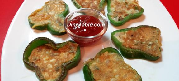Flower Omelette Recipe