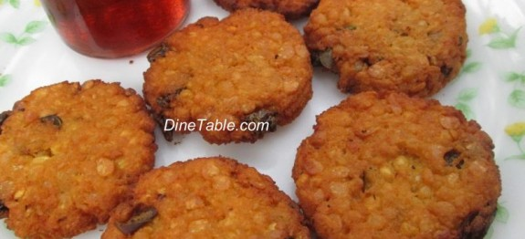 Parippu Vada / പരിപ്പുവട / Tasty
