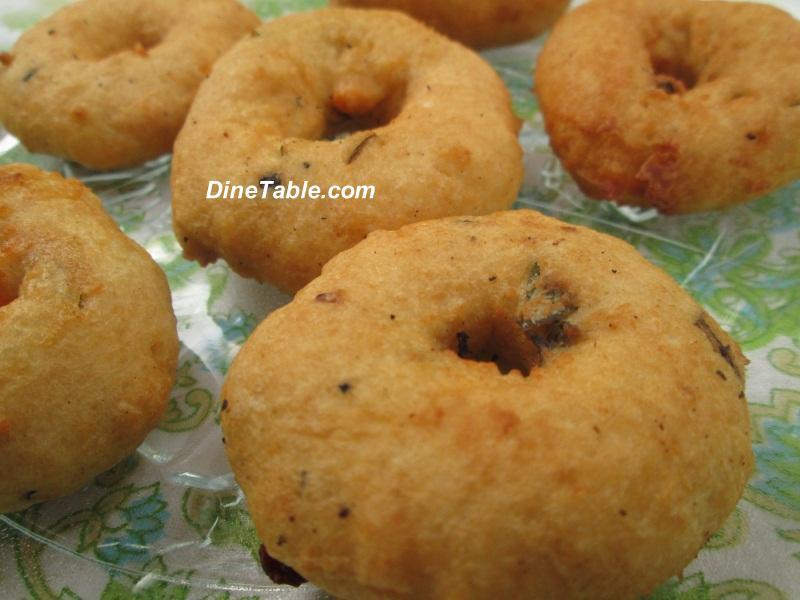 Cake Recipes In Malayalam Video: ഉഴുന്ന് വട Pajakam In Malayalam