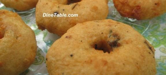 Uzhunnu Vada / Kerala Recipe