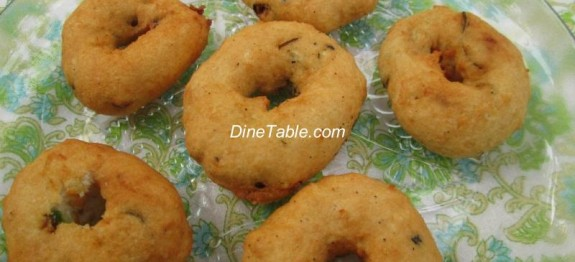 Uzhunnu Vada / Simple Recipe