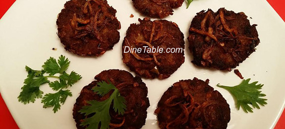 Chapli Kebab Recipe - Pakistani Kebab