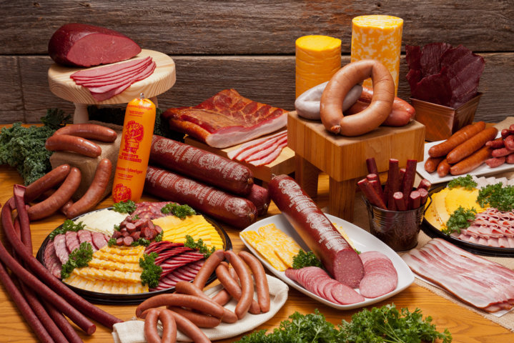 Processed meats declared too dangerous for human consumption for Fish based dog food